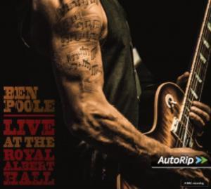 Ben Poole Live Album