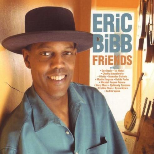 Eric Bibb Friends