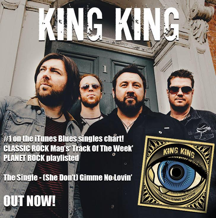 King King Gimme No