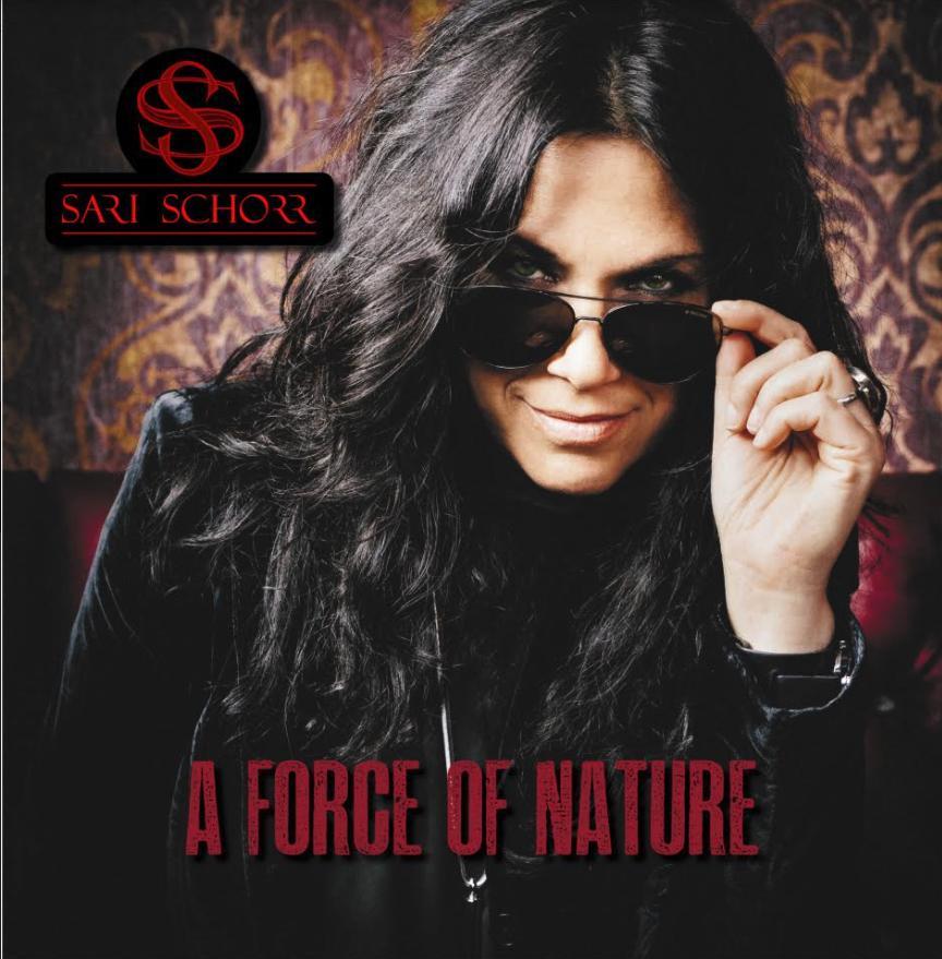 Sari Schorr vinyl