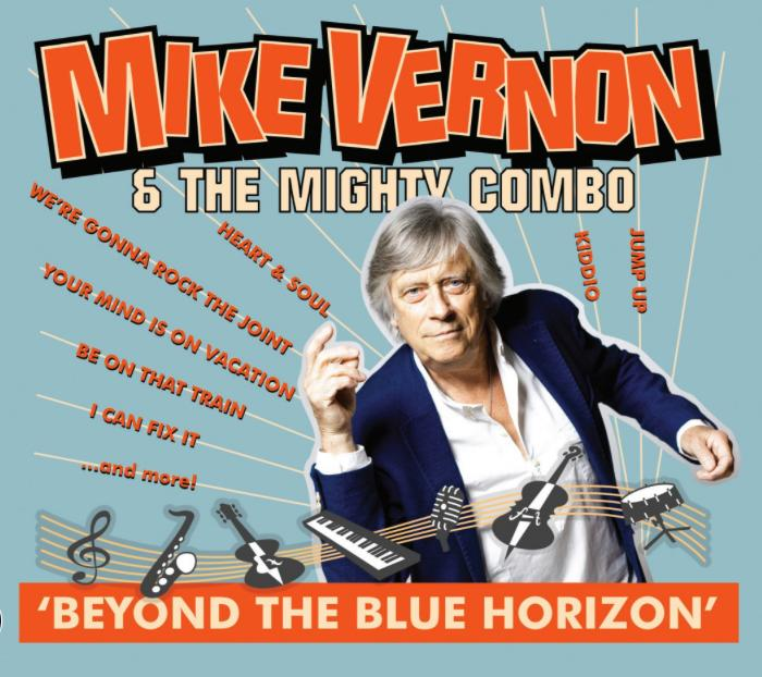 MIKE VERNON FRONT