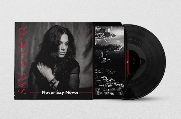 Never Say Never Vinyl