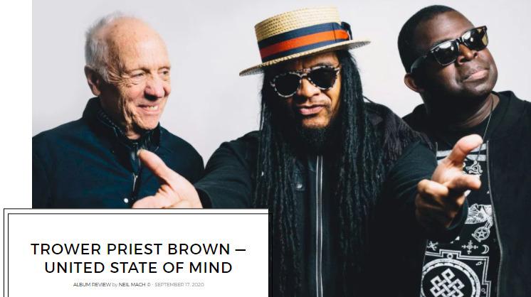 Trower Priest Brown